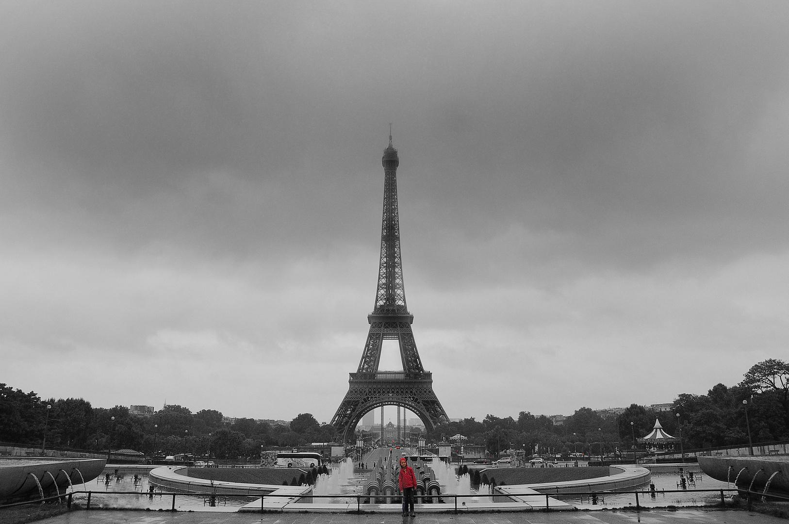 Red sur Paris