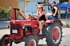 red traktor driver´s