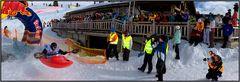Redbull Snow Kajak WM am Obertauern 2009