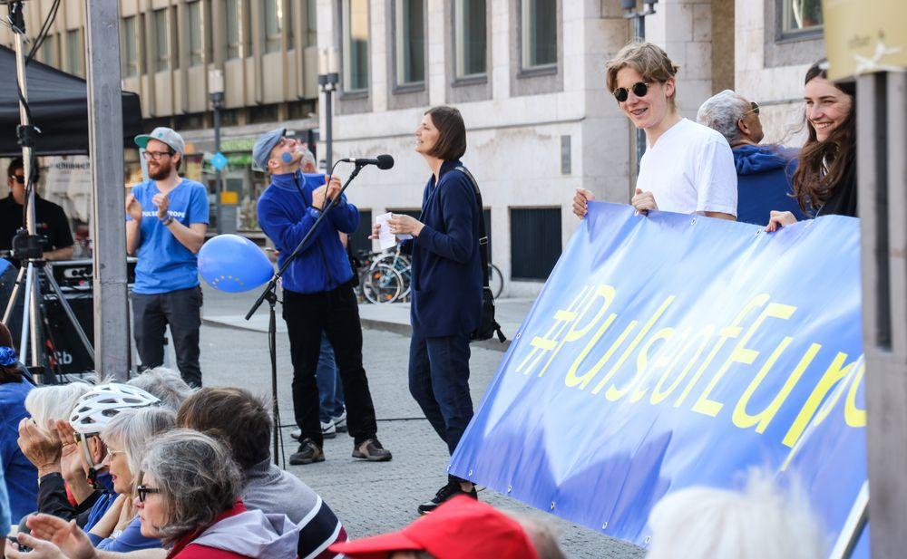 Rednerin Pulse of EUROPE Stgt 9.4.17