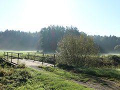 Rednitzgrund in Mittelfranken