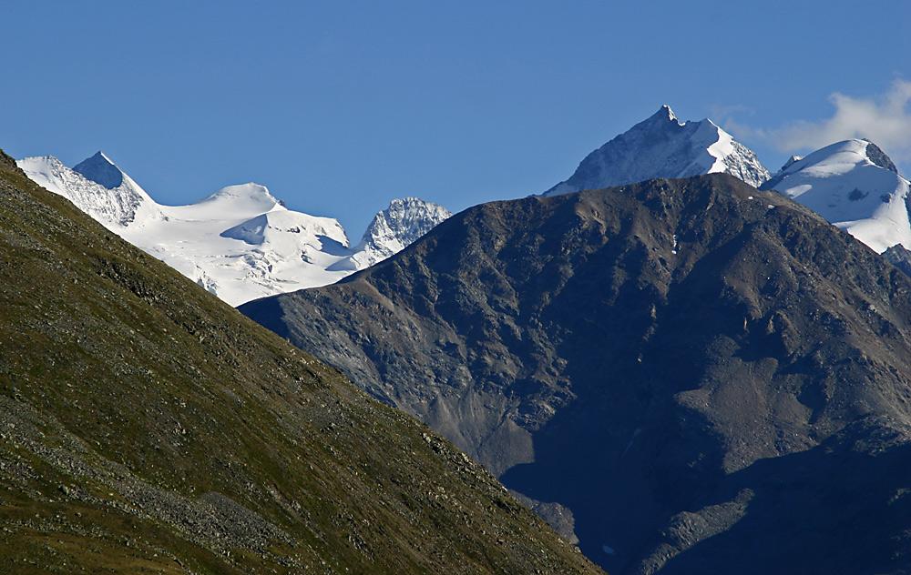 Reduzierte Bernina-Perlenkette