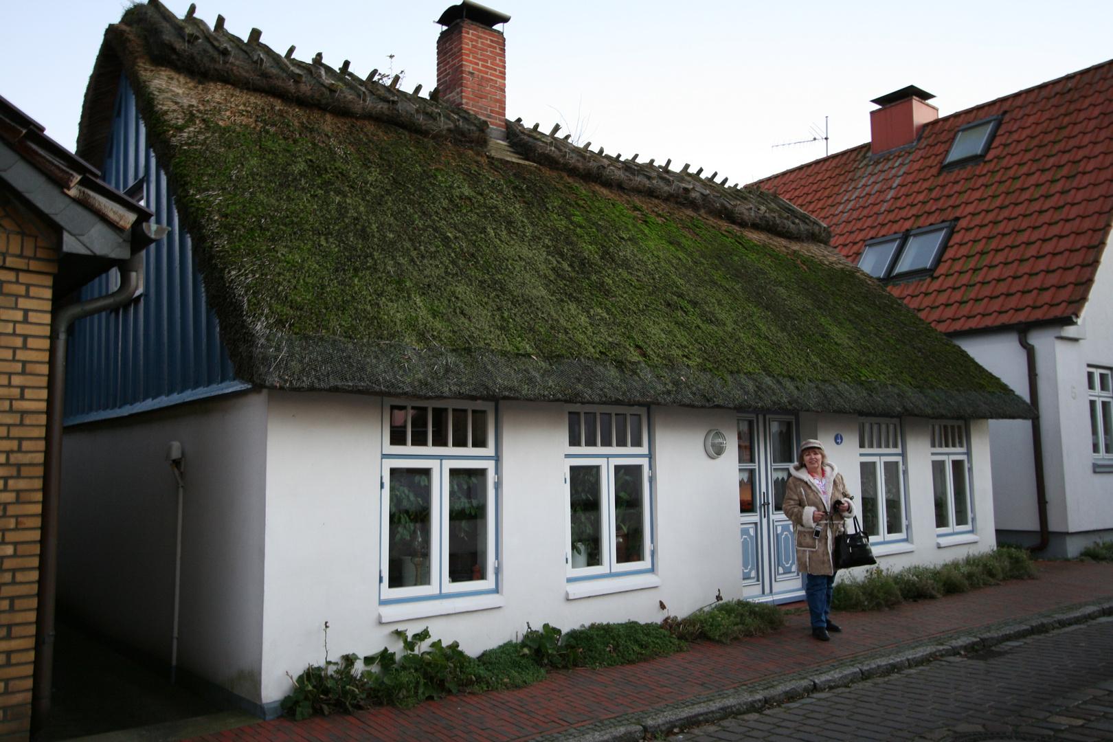 Reeddach Haus - Massholm