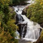 Reekie Linn Waterfall