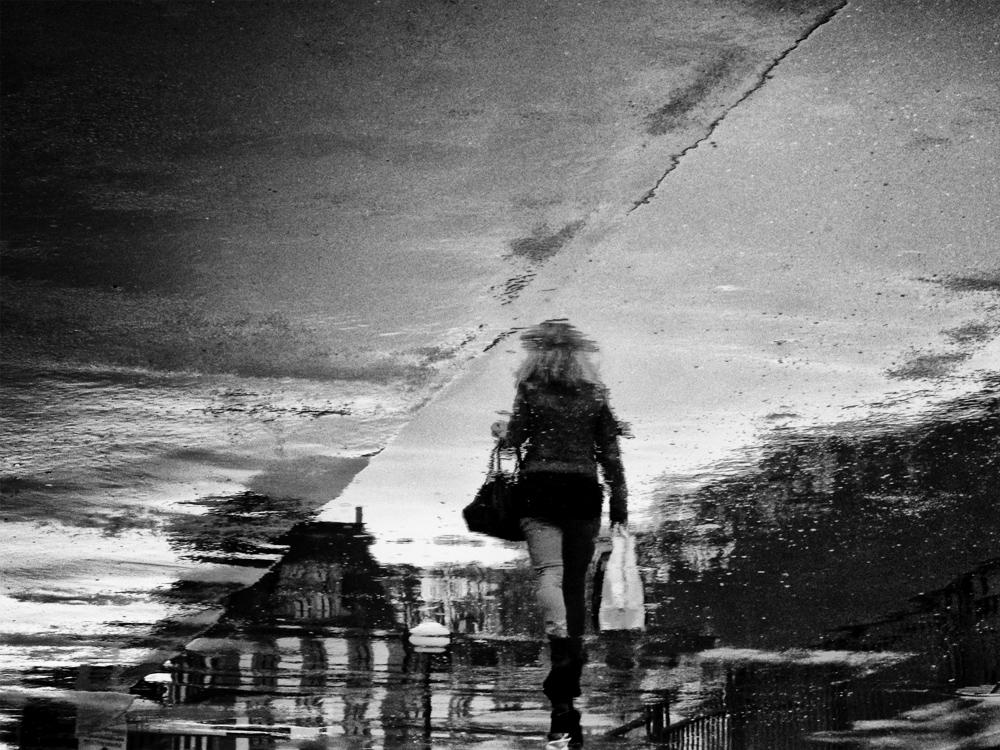 """""""reflected city"""" di Antonio S."""
