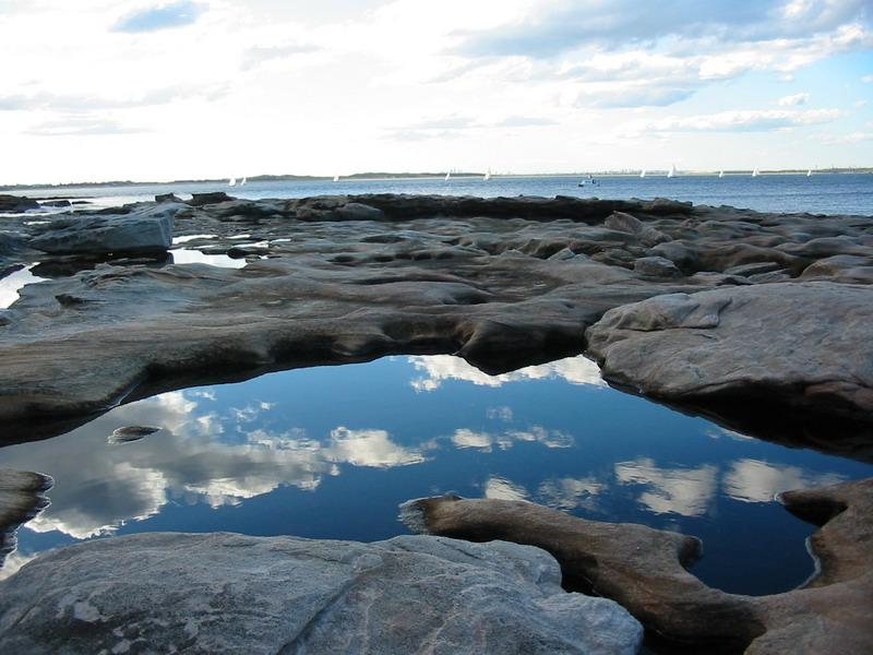 Reflecting Water Pool