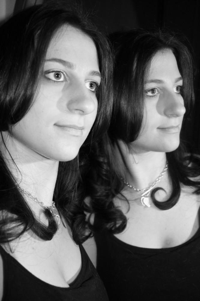 Reflection of myself