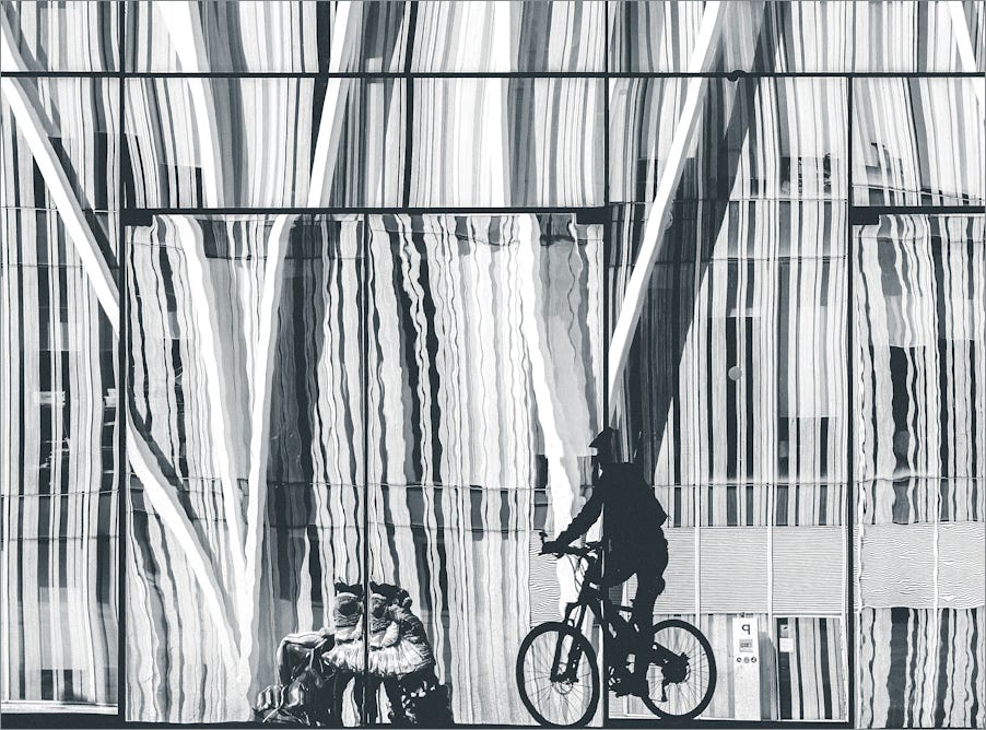 ReflectionCyclist