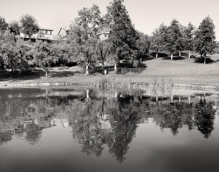Reflections at the Ranch