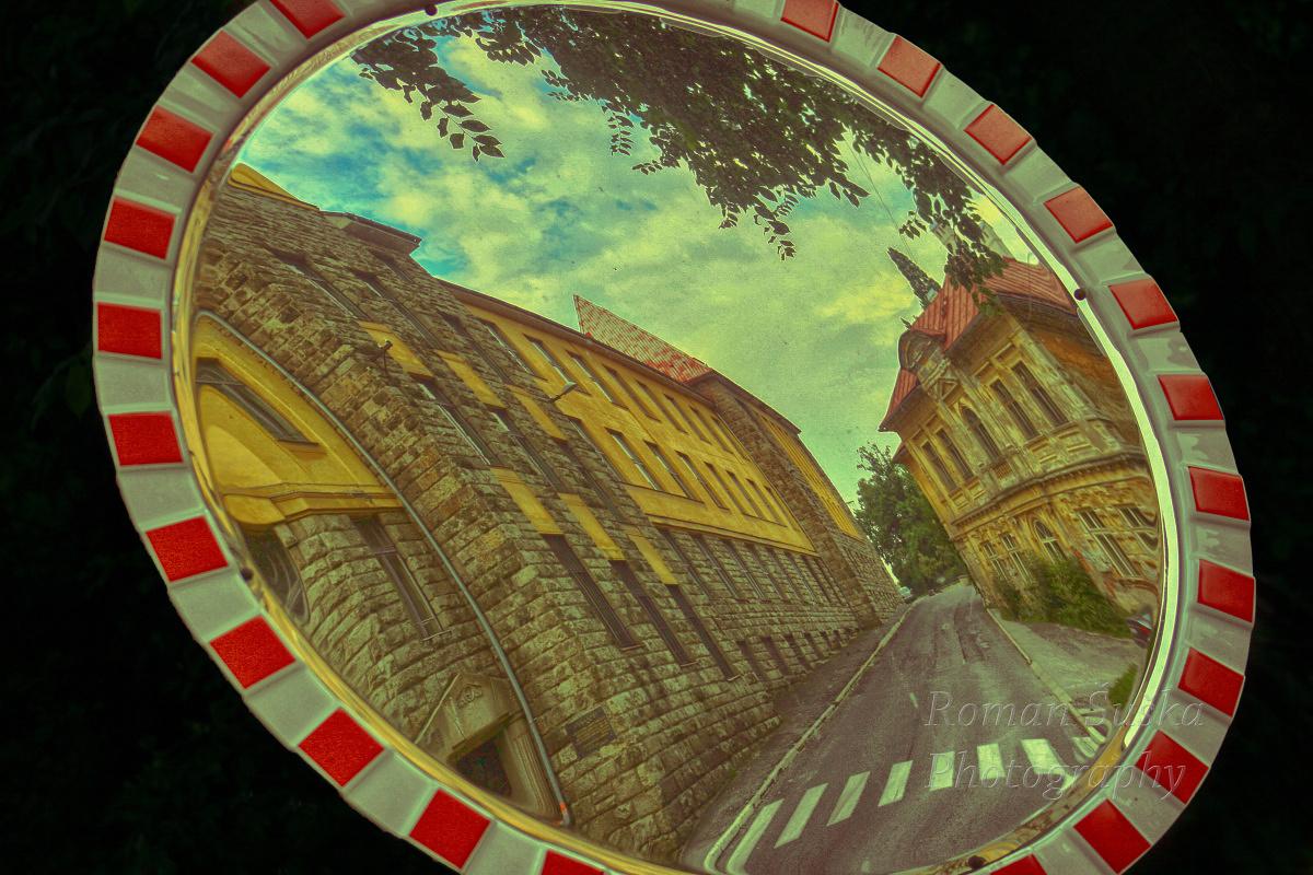 Reflections - City Banská Štiavnica (SK)