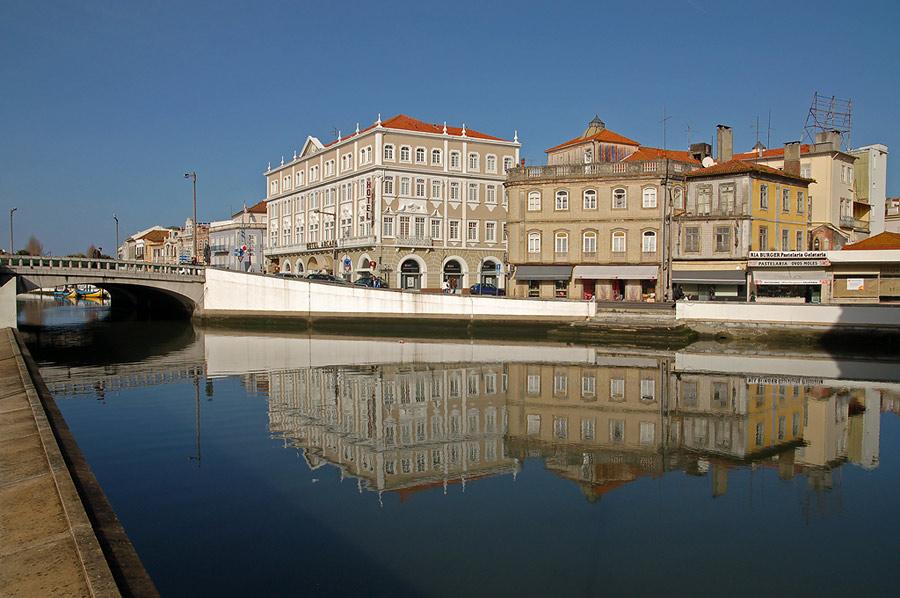 Reflections in Aveiro