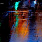 Reflejos en la Calzada ...una tarde de tormenta