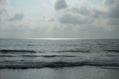 Reflejos en la mar
