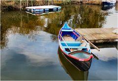 Reflessi sul fiume Tejo