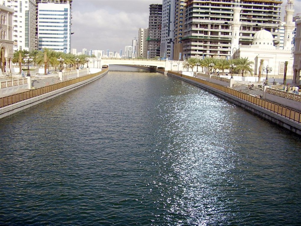 Refletion on water