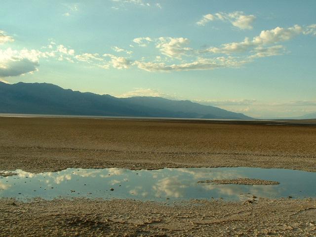 Reflets - Badwater Basin