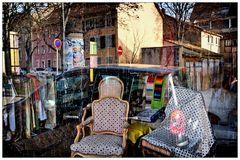 Reflets et couleurs de tapissier