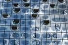 Reflets géométriques