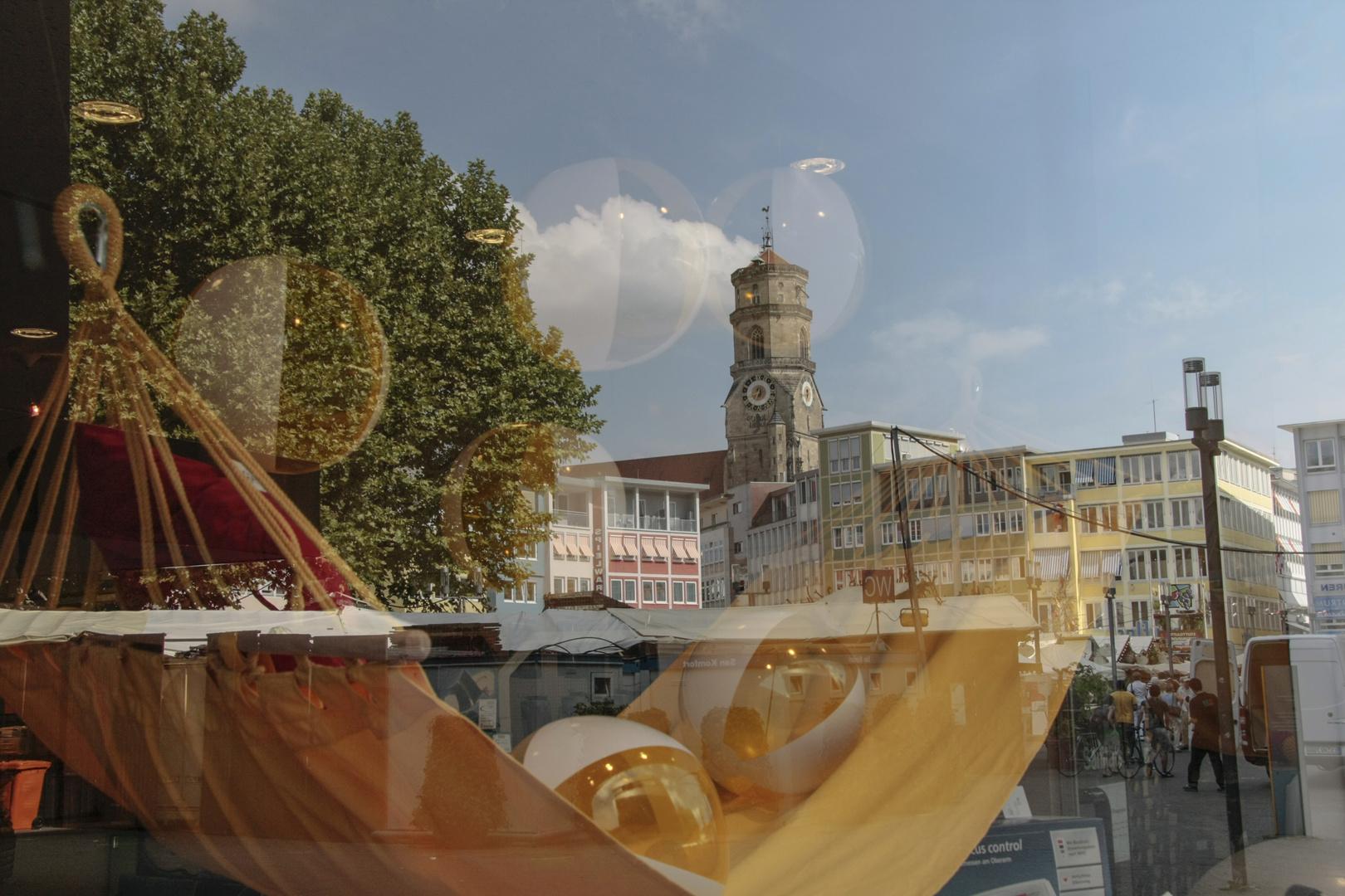 Reflexe Stuttgart und Urlaub