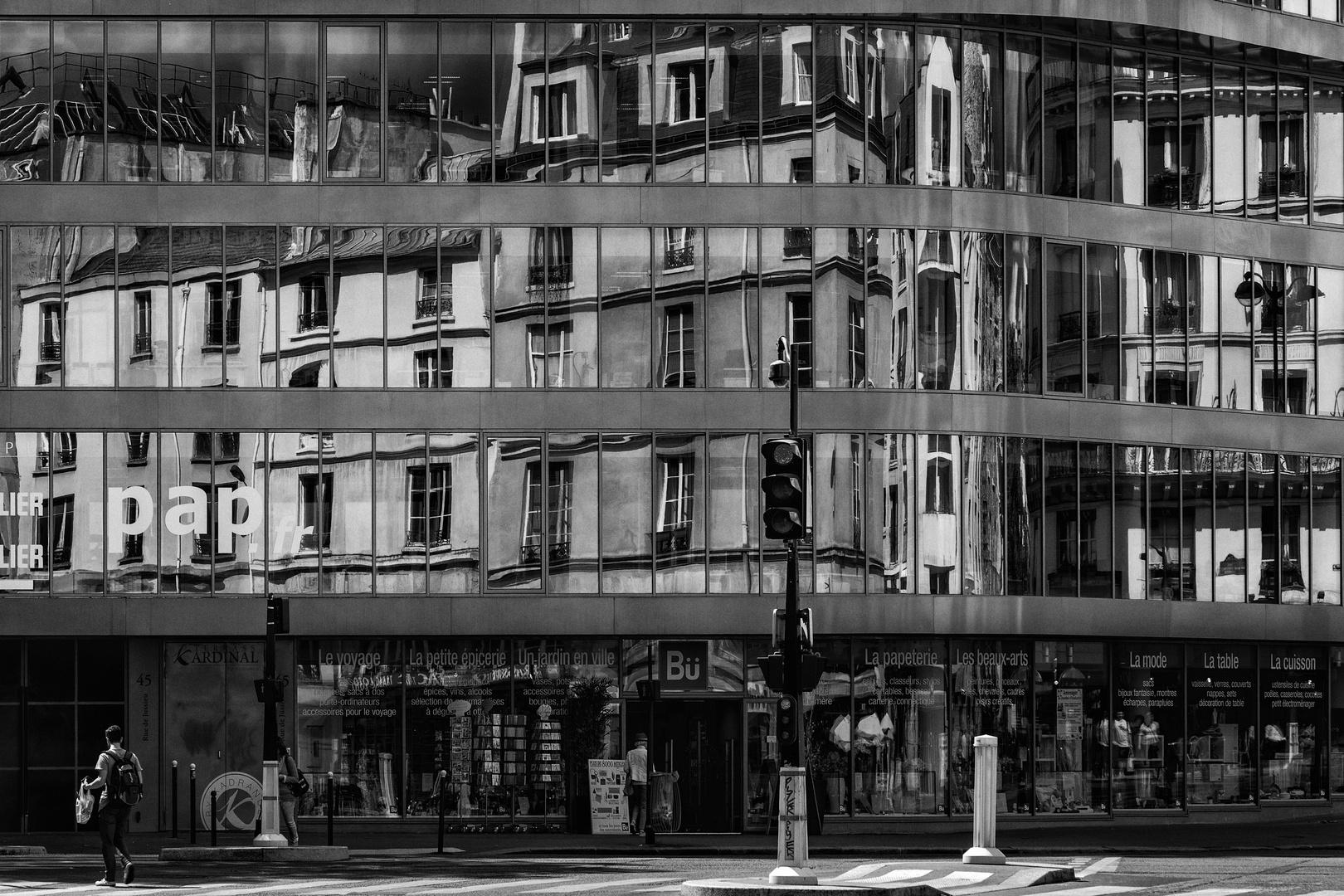 Réflexes de Paris....