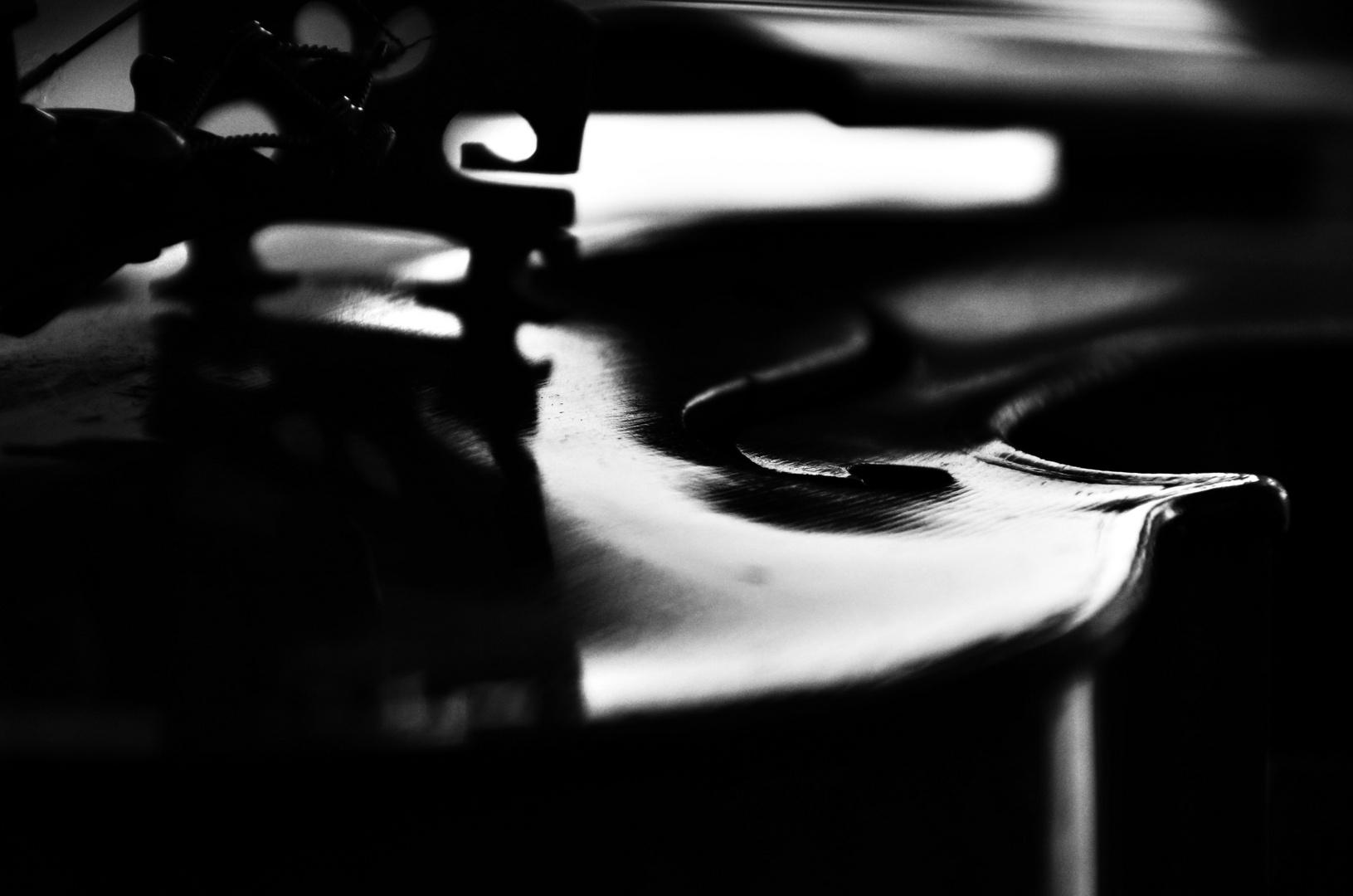 Reflexion der Musik