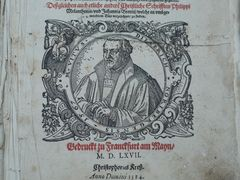 Reformationstag Martin Luther 1584