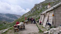 Refugio mit Blick auf die Abruzzen