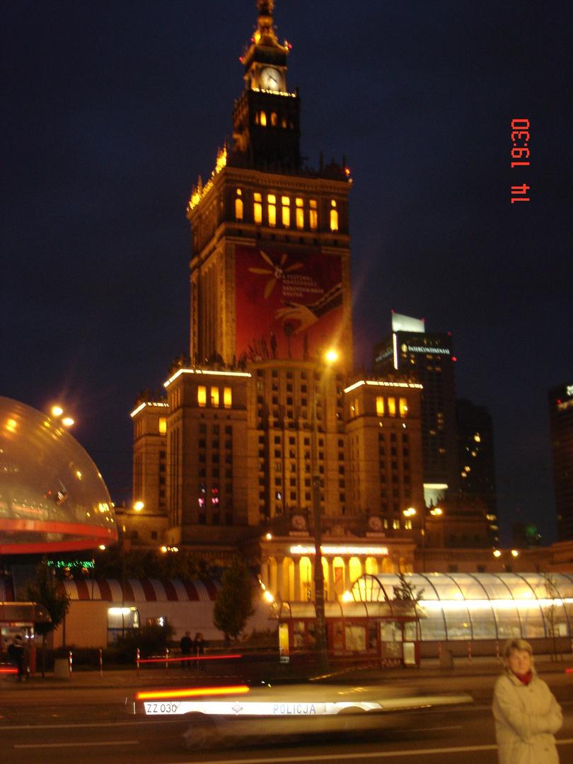 Regalo di Stalin a Varsavia