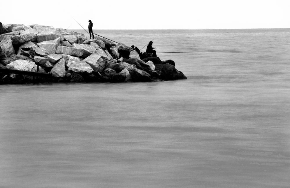 Regard marin