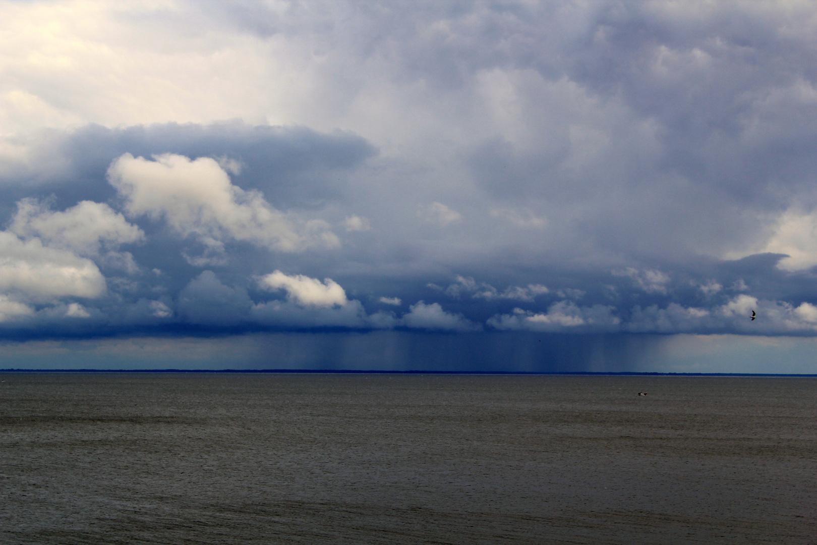 ````Regen am Horizont