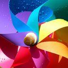 Regen-Bogen-Farben