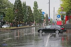 Regen im Mai.....