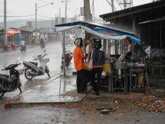 regen macht hungrig