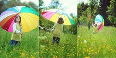 Regen - Sonne - Sonne - Regen