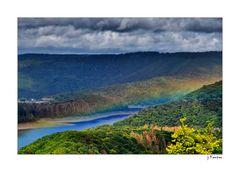 Regenbogen -2-