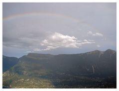 Regenbogen ..
