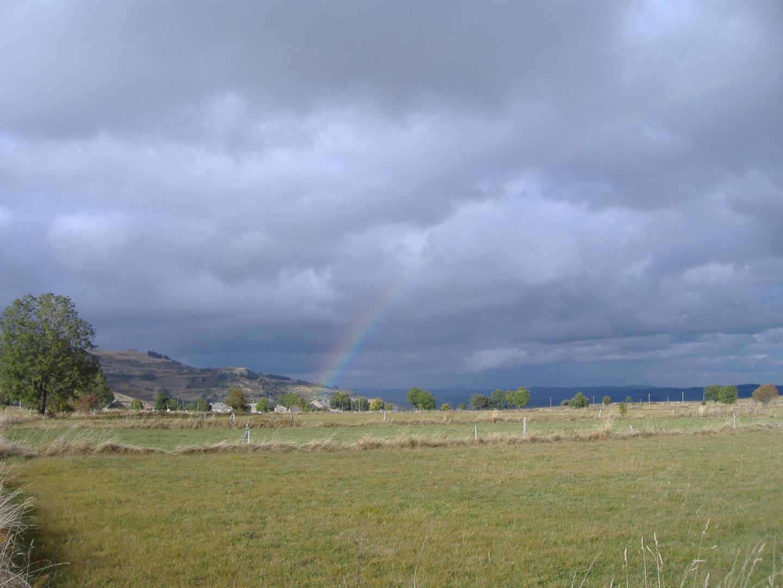 Regenbogen, Ardeche