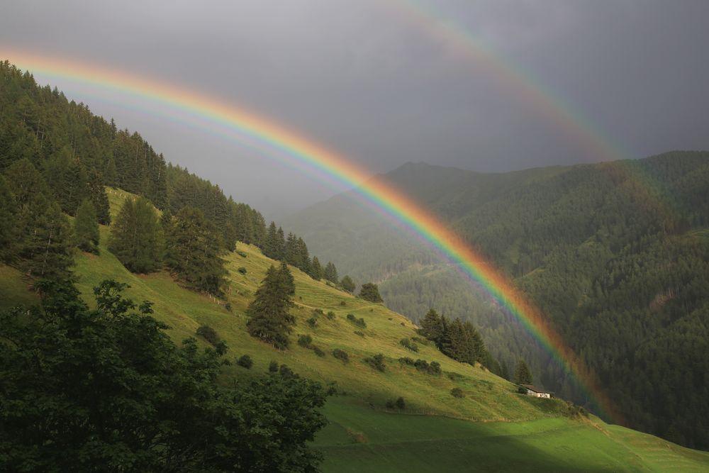 Regenbogen Kals