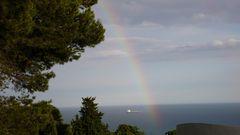 Regenbogen Sete