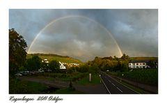 Regenbogen über Ockfen ..Teil 2 ..