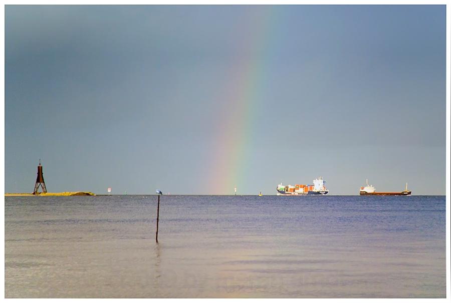Regenbogenimpressionen, oder....