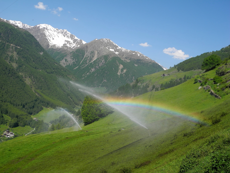 Regenbogenmacher