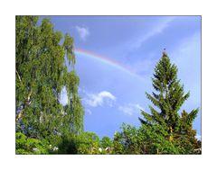 Regenbogenzeit