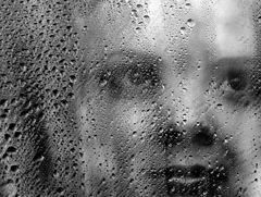 Regenfrau...
