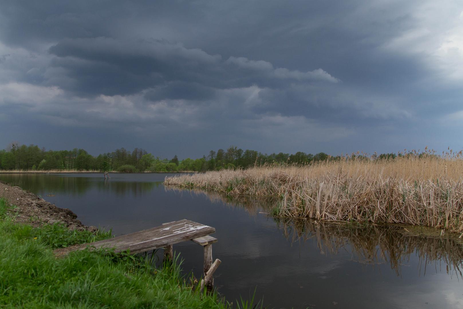 Regenfront