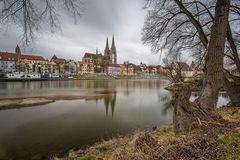 Regensburg [4] - Domblick
