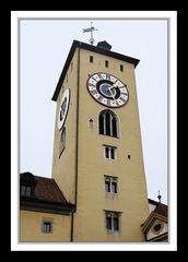 Regensburg, die Stadt der Türme 6