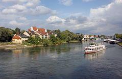 Regensburg - ein sehenswertes Ausflugsziel an der Donau