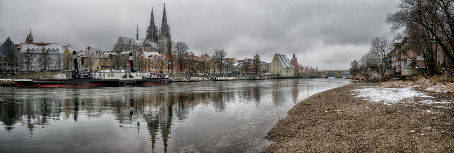 Regensburg im Januar 2021