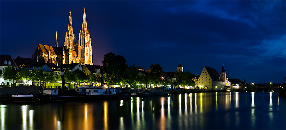Regensburg-Pano